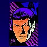 The Coop Star Trek: The Original Series Black Light Posters - Set of 3