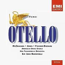Giuseppe Verdi: Otello (Complete Opera, 2 disc set) - Gwyneth Jones, James McCracken, Sir John Barbirolli (conductor)