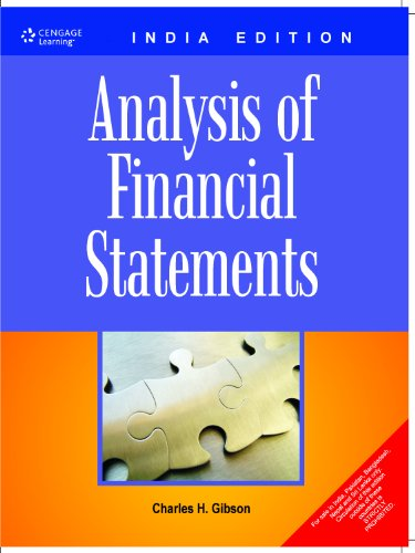 Financial Statement Analysis 12th Edition