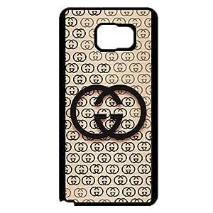 luxury gucci logo phone case fashion design phone case Snap on Samsung Galaxy Note 5 gucci logo