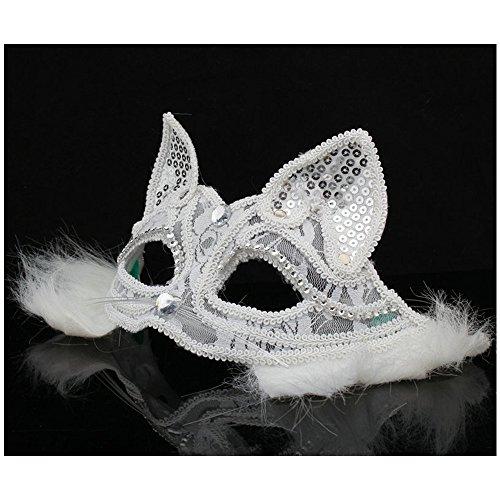 Mask of Fox Costume halloween Cosplay (Cry Baby Movie Halloween Costume)
