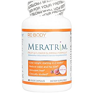 Re-Body Meratrim Fruit and Flower Capsules, 400mg, 60 Count