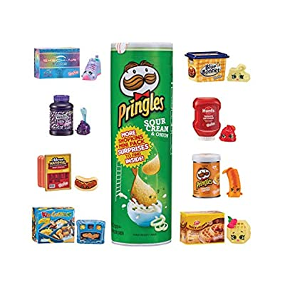 Shopkins HPKF8000 Real Littles Mini Shopper Pack: Toys & Games