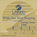 While You Were Sleeping [Accompaniment/Performance Track] by Made Popular By: Casting Crowns