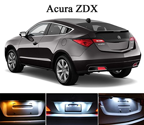 All Acura ZDX Parts Price Compare