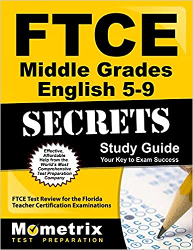FTCE Middle Grades English 5-9 Secrets Study Guide: FTCE Test Review ...