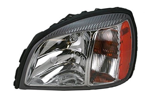 Headlight Headlamp Driver Side Left LH for 04-05 Cadillac Deville