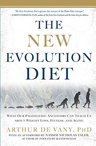 New Evolution Diet Paleolithic Ancestors ebook