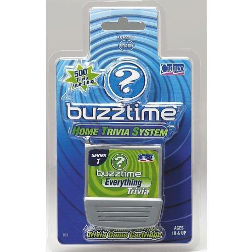 Buzztime History Trivia Cartridge