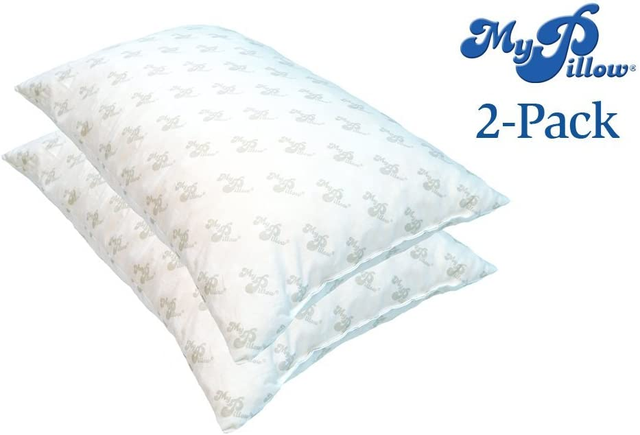 MyPillow Classic Standard/Queen, Firm - 2 Pack