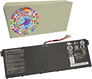 (_Speci'al off'er_) Battery AC14B3K AC14B8K Suitable for Acer Aspire R3 R3-131T R5 R5-471T R5-571T ES1-572