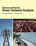img - for Advanced Electric Power Network Analysis book / textbook / text book