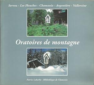 """Afficher """"Oratoires de montagne"""""""
