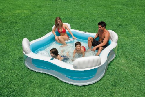 Inflatable Lawn Chair Pool