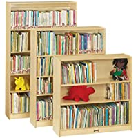 Jonti-Craft 0961JC Standard Bookcase
