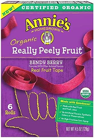 Annie's Organic Really Peely