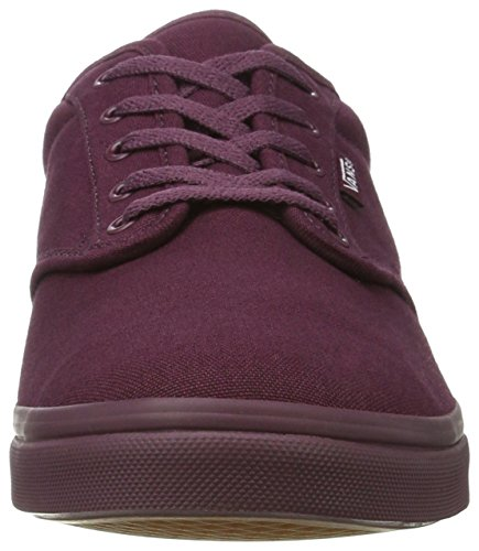Vans Atwood Low, Scarpe Running Donna, Rosso (Mono Tone), 42.5 EU