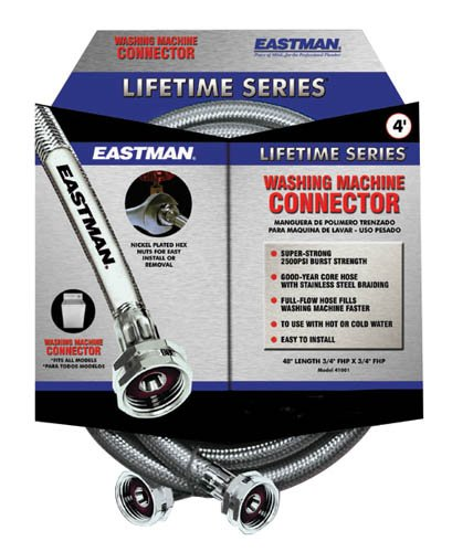 Eastman 41026 Washing Machine Hose