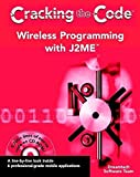 img - for Wireless Programming with J2ME: Cracking the Code by Dreamtech Software Team (2002-01-29) book / textbook / text book