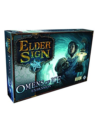 Elder Sign: Omens of Ice (Frostbite Ice)