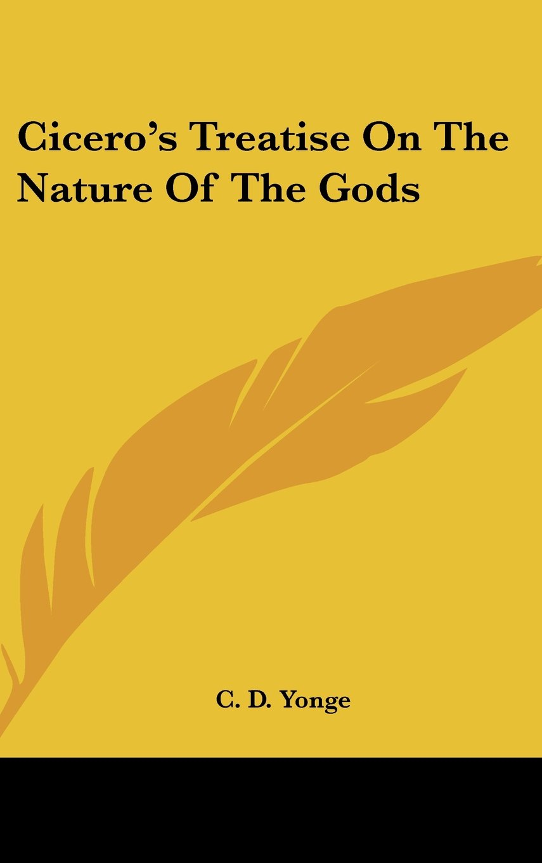 Cicero's Treatise on the Nature of the Gods pdf epub