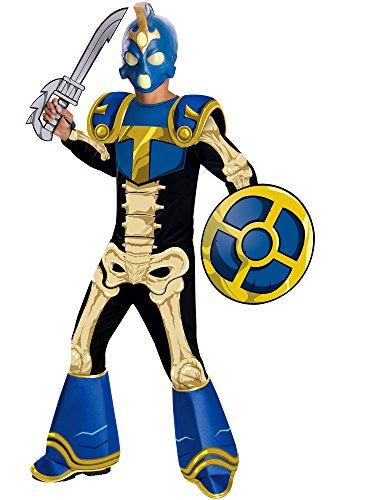 Big Boys' Skylanders Chop Chop Costume (Skylander Halloween Costumes)