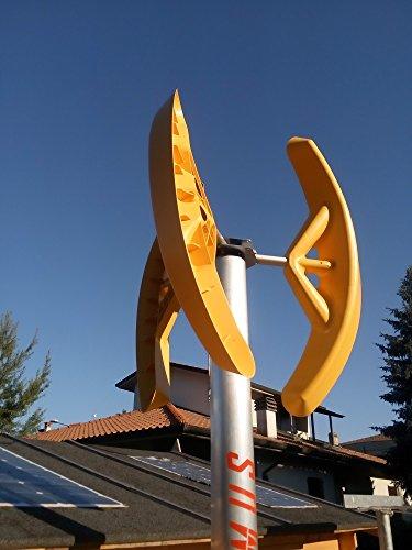 Vertical Wind Turbine - 5