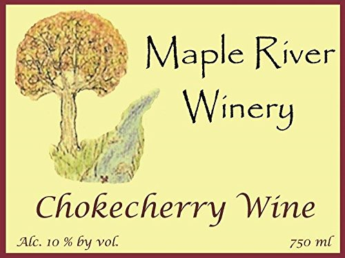 Chokecherry Wine Red River Winery