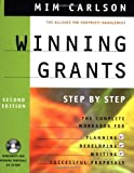 Winning Grants, Mim Carlson, 078795876X