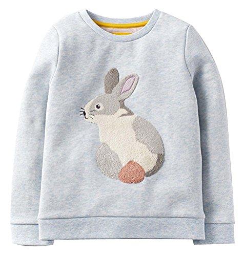 Rabbit Kids Sweatshirt - 8