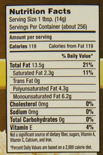 Snappy Popcorn 1 Gallon Snappy Pure Peanut Oil No Color Added, 128 Fl Oz - smallkitchenideas.us