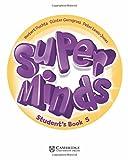 Super Minds Level 5 Student's Book with DVD-ROM, Herbert Puchta and Günter Gerngross, 0521223350