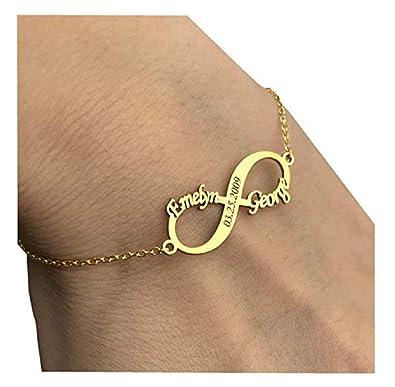 Weihnachten Datum.Zhaolian888 Benutzerdefinierte Persönliche Exklusive Armband
