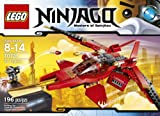 LEGO Ninjago 70721 Kai Fighter Toy