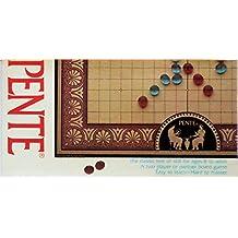 Pente Board Game 1983 Edition Glass Stones