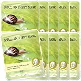 3d Sheet Mask Missha Missha Snail 3D Sheet Mask 10 Sheets