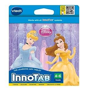 VTech InnoTab Disney Princess Software
