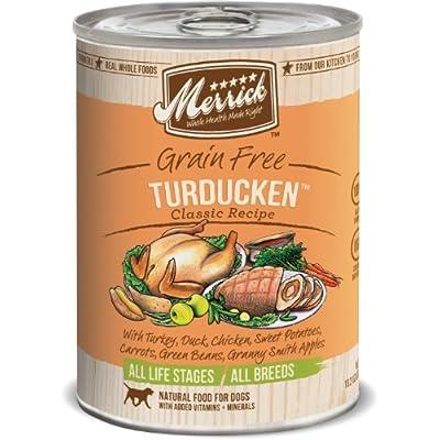Merrick Turducken Can Dog 12/13.2 oz.