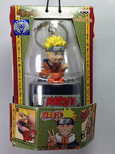 Naruto Stamps (Uzumaki Naruto - Naruto Kuchiyose No Jutsu Stamp Figure Mascot)