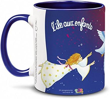 techniques modernes magasin discount usa pas cher vente Tasse céramique My Mug - La Petite Fille et l'oie de L'île aux Enfants  Collector