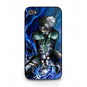 Iphone 4/4s Customised Japanese Anime Naruto Cell Phone Case Fine Cover Phone Case Naruto Series