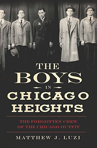 Boys Chicago Heights Forgotten Outfit ebook