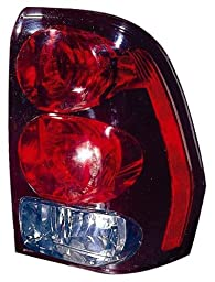 DEPO (335-1904R-AF) Chevy Trailblazer Passenger Side Replacement Taillight