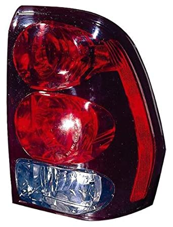 517vDPZdtjL._SY450_PIbundle 99999TopRight00_SX342SY450SH20_ amazon com chevrolet chevy trailblazer 02 09 tail light with 2003 chevy trailblazer tail light wiring harness at mifinder.co
