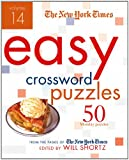 The New York Times Easy Crossword Puzzles Volume 14, , 1250025206