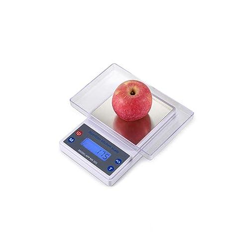 ZHANGY Cocina Digital, báscula de Alimentos, multifunción de 11 LB 5 kg, balanza
