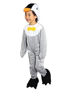 J13 fácil de llevar Tamaño 2-3 años traje pingüino para ...