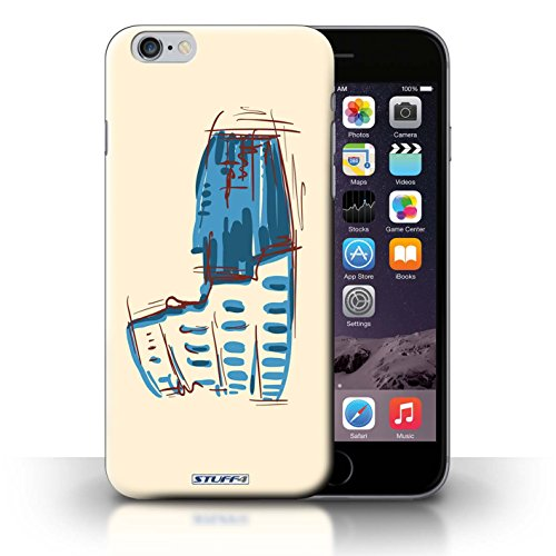 Hülle Case für iPhone 6+/Plus 5.5 / Kolosseum / Rom Entwurf / Wahrzeichen Collection