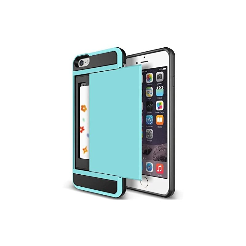 iPhone 6s Plus Case, Anuck Shockproof iP