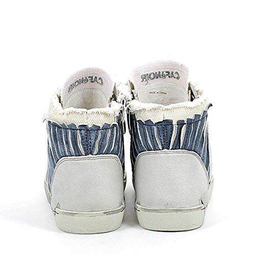 CAFèNOIR Sneaker Damen Hohe Sneakers Blu